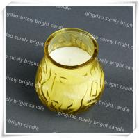 bee glass cup candle Manufactures