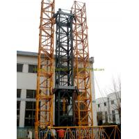 Hammerhead Inner Climbing Tower Crane 29m Mast Section Height Manufactures