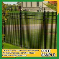 WestPalmBeach tubular fence Clearwater steel fencing 25 years factory Manufactures