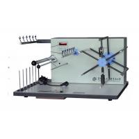 China Electronic Wrap Reel Textile Testing Equipment For Yarn with numeric pre settable on sale