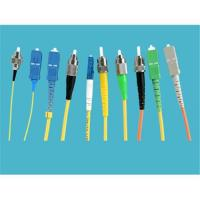 Quality Fiber Optic Patch Cord and Pigtail for sale