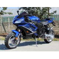 Mountain Road High Powered Motorcycles 200cc With 5 Speed International Gear Manufactures