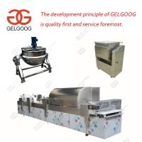 Commercial Traditional Dessert Egg Sachima Making Machine Processing Production Line in Plant Manufactures