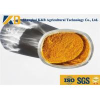 Golden Brown Granular High Protein Powder For Animal Eating Additive Manufactures