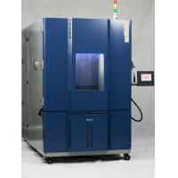 China Dual Cooling Thermal Cycling Test Chamber , Environmental Test Chamber DCOSIC CRRC on sale