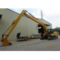 22 Meters Excavator Long Arm / Komatsu Excavator Parts With 4 Ton Counter Weight