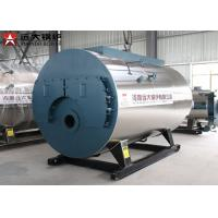 500 Bhp 550 Bhp Diesel Oil Steam Boiler For Plywood Mill Customized Color Manufactures