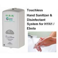 Hospital Hand Washing Touchless Hand Sanitizer Dispenser 800 - 1000ML Capacity Manufactures