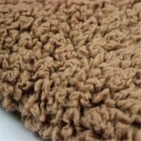 Buy cheap Sherpa Fabric/ Poly Fabric/ Shu Velveteen/ Used in the clothing/ For BLanket/ from wholesalers