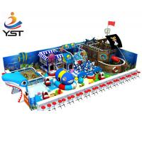 EU Standard The Traffic Theme Kids Play Area Commercial Indoor Playground Equipment for Sale Manufactures