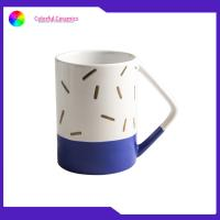 Large 400ml New Bone China Mug Personalized Coffee Cups Customized Ceramic Material Manufactures