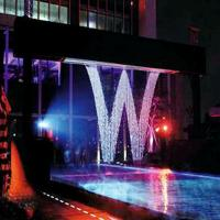 Wedding Decoration Digital Water Curtain Fountain SS304/SS316/ Iron Cast Material Manufactures