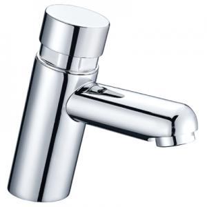 ENGNHAS EG-D-09 Time Delay Auto Off Chrome Brass Public Basin Faucet Manufactures