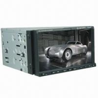 CE-approved In-dash DVD Player with Customized Carton Package  Manufactures