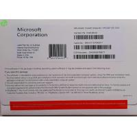 Windows 10 Pro Retail Box 64 Bit , Windows 10 Product Key For Microsoft Office 2010 Manufactures