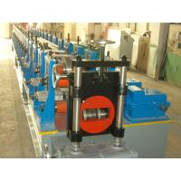 Cold / Black Steel Purlin Roll Forming Machine For Steel Structural Framings Manufactures