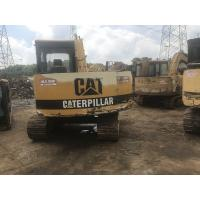 Original Pump Used Caterpillar Excavators E70B Mitsubishi Engine Used Excavating Equipment Manufactures