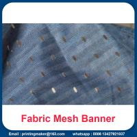 Fabric Mesh Fence Banner Signs Wrap Manufactures