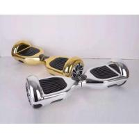Intelligent 6.5 Inch 2 wheel Self Balancing Scooter With Electroplating Manufactures