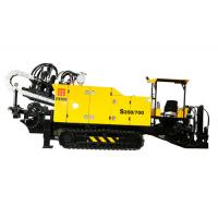 Powerful Diesel  Engine Small Trenchless Drilling Equipment With 320L Mud Pump Manufactures