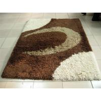 China China Polyester Soft Shaggy Carpet Microfiber mixed with Polyester Silk Carpet on sale