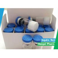Athlete Human Growth Peptide GHRP-2 Peptide 5mg 10mg White Lyophilized Powder Manufactures