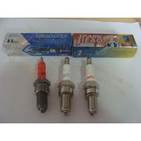 D8TC spark plug WHITE MADE OF 95%pure alumina ,nickel plasted housing spark plug for Motors and autors Manufactures