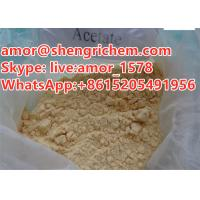 Trenbolone Acetate strongest raw steroid powder with top quality CAS 10161-34-9 Manufactures