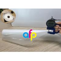 Clear Glossy PET Laminating Film 75 Micron Manufactures