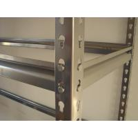 Rivet Boltless Warehouse Shelving with Cold Rolled Strip Piercing Manufactures