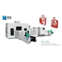 China PLC Control Automatic Non Woven Bag Making Machine For  Non Woven Bag on sale