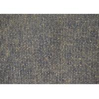 Two - Tone Enzyme Washed Canvas Fabric / 100 Cotton Fabric For Big Traveling Bags Manufactures