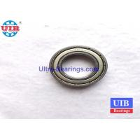 10mm High Precision Steel Ball Bearings 6003 C2 Low Noise Anti Friction Manufactures