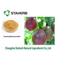 Passionfruit powder,fruit powder,juice concentrate powder, plant extract, flavor additive Manufactures