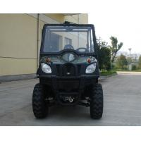 600cc Injection Engine Gas Utility Vehicles Single Cylinder Shaft Drive Transmission Manufactures