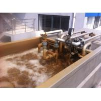 China Compact Footprint Industrial Effluent Treatment Plant Low Power Consumption on sale