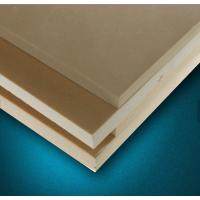 Wood Plastic Waterproof Hardboard Sheets Composite Plywood Matte Insulation Manufactures