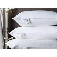 Plain Hotel Comfort Inn Soft Pillows With Safty Raw Material Manufactures