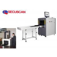 Duel view  X ray Baggage Scanner Security Checkpoints / Hotels Manufactures