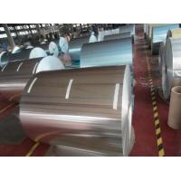 0.7mm 0.5mm Aluminium Gutter Coil 800mm-2000mm Width For Thermal Insulation Engineering Manufactures