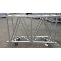 Heavy Duty Aluminum Square Truss 1100mm X 600mm Durable For Trade Show Manufactures