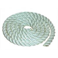 Nylon 3-strands twist code dock rope usded for boat or yacht Manufactures