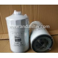Good Quality Fuel Water Separator Filter For MAN PL271/1 Manufactures