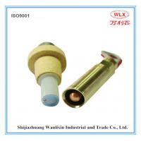 China supply expendable disposable fast thermocouple S type Manufactures