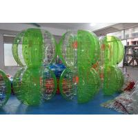 Advertising Green Crazy Sport Games Outdoor Knocker Ball 6 Panels Manufactures