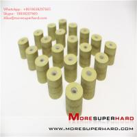 China Ceramic bonded diamond inner round grinding wheel is used in automobile processing industry Alisa@moresuperhard.com on sale