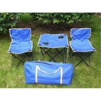 Camping chair and table Manufactures