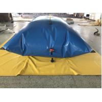 China Emergency Rescue Drought Resistance  PVC Tarpaulin Water Tank on sale