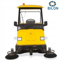 7200W Electric Street Sweeper / Multifunction Floor Cleaning Equipment Manufactures