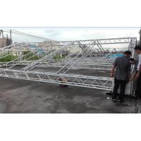 Ladder Bolt  Concert Lighting Truss , LB300 X 300 Durable Aluminum Box Truss Manufactures